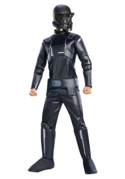 Star Wars: Rogue One Deluxe Shadow Trooper Boys Costume