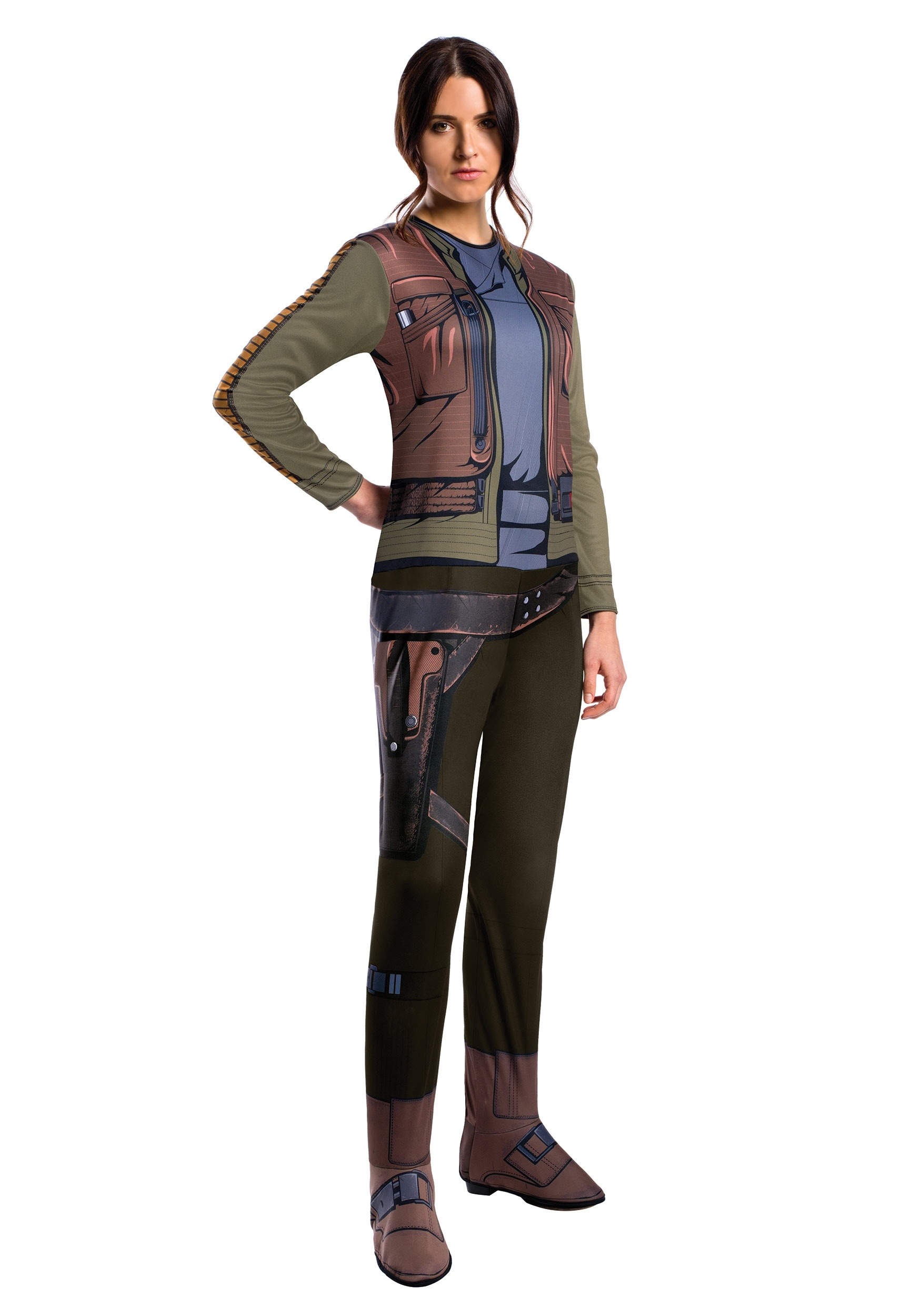 Star Wars: Rogue One Adult Jyn Erso Costume RU820311