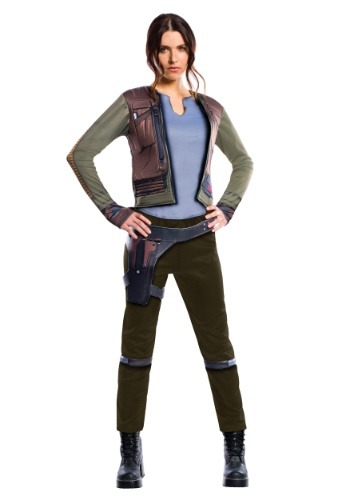 Star Wars: Rogue One Adult Women's Deluxe Jyn Erso Costume