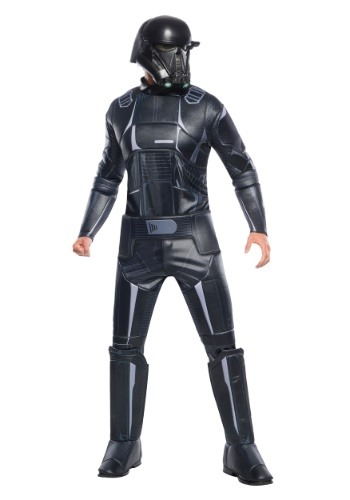 Star Wars: Rogue One Deluxe Adult Shadow Trooper Costume RU820316