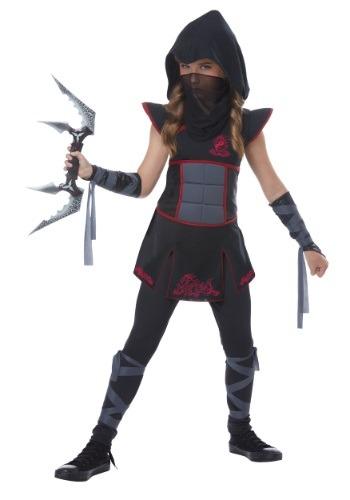 Black Ninja Costume for Girls  sc 1 st  Costumes Direct 24/7 & Ninja Costumes @ CostumesDirect247 | Halloween Costume Ideas P:1