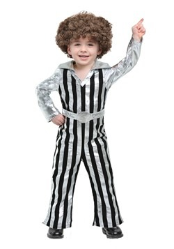 Dazzling Disco Dude Toddler Costume