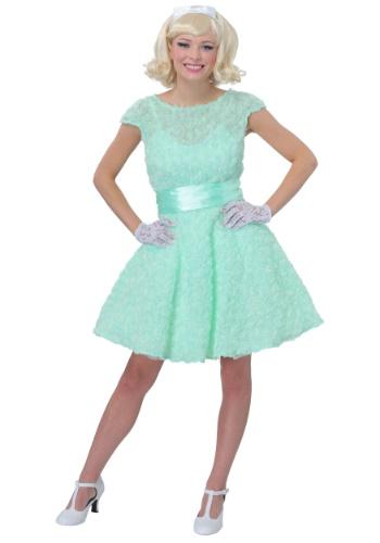 Womens 50s Prom Dress
