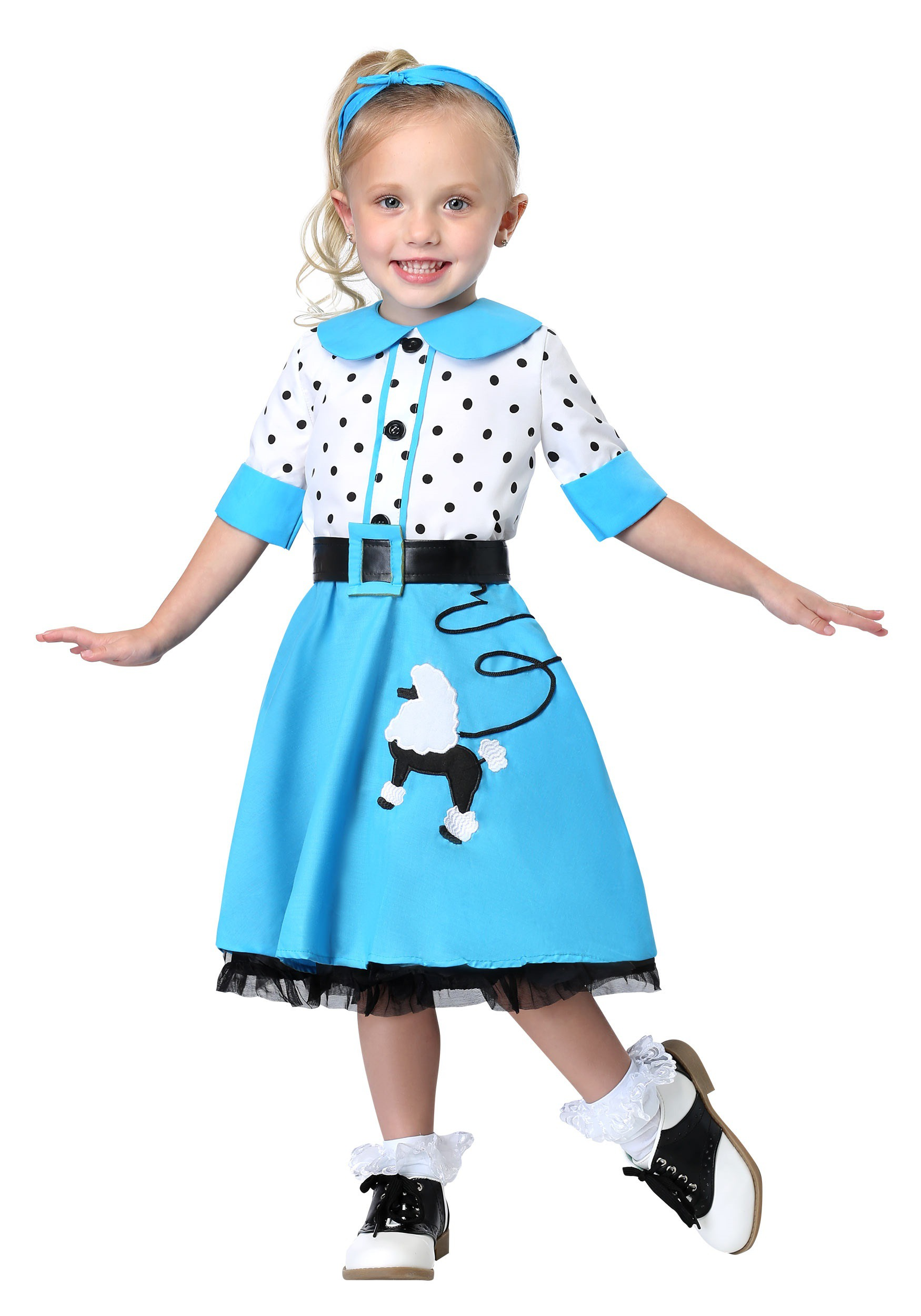 29329ce283d Sock Hop Cutie Costume for Toddlers