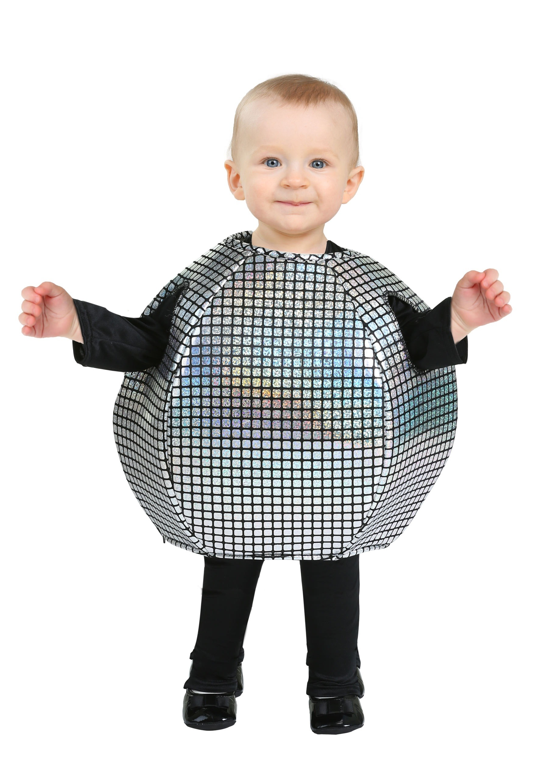 Infant Disco Ball Costume  sc 1 st  Halloween Costumes & Kids Disco Costumes u0026 Outfits - HalloweenCostumes.com