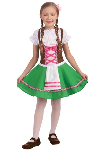 Child Gretel Costume By: Forum Novelties, Inc for the 2015 Costume season.
