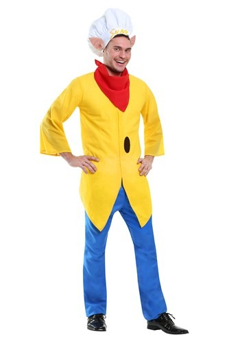 Click Here to buy Rice Krispies Snap Elf Mens Costume from HalloweenCostumes, CDN Funds