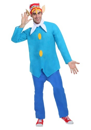 Click Here to buy Rice Krispies Adult Crackle Elf Costume from HalloweenCostumes, CDN Funds