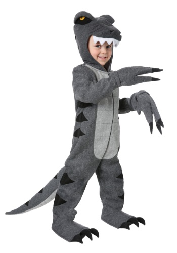 Click Here to buy Kids Wooly T-Rex Costume from HalloweenCostumes, USA Funds & Shipping