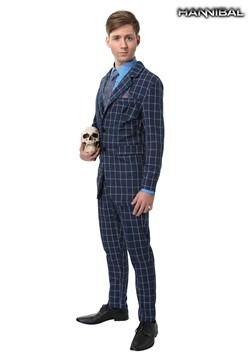 Hannibal Lecter Plus Size Costume Suit