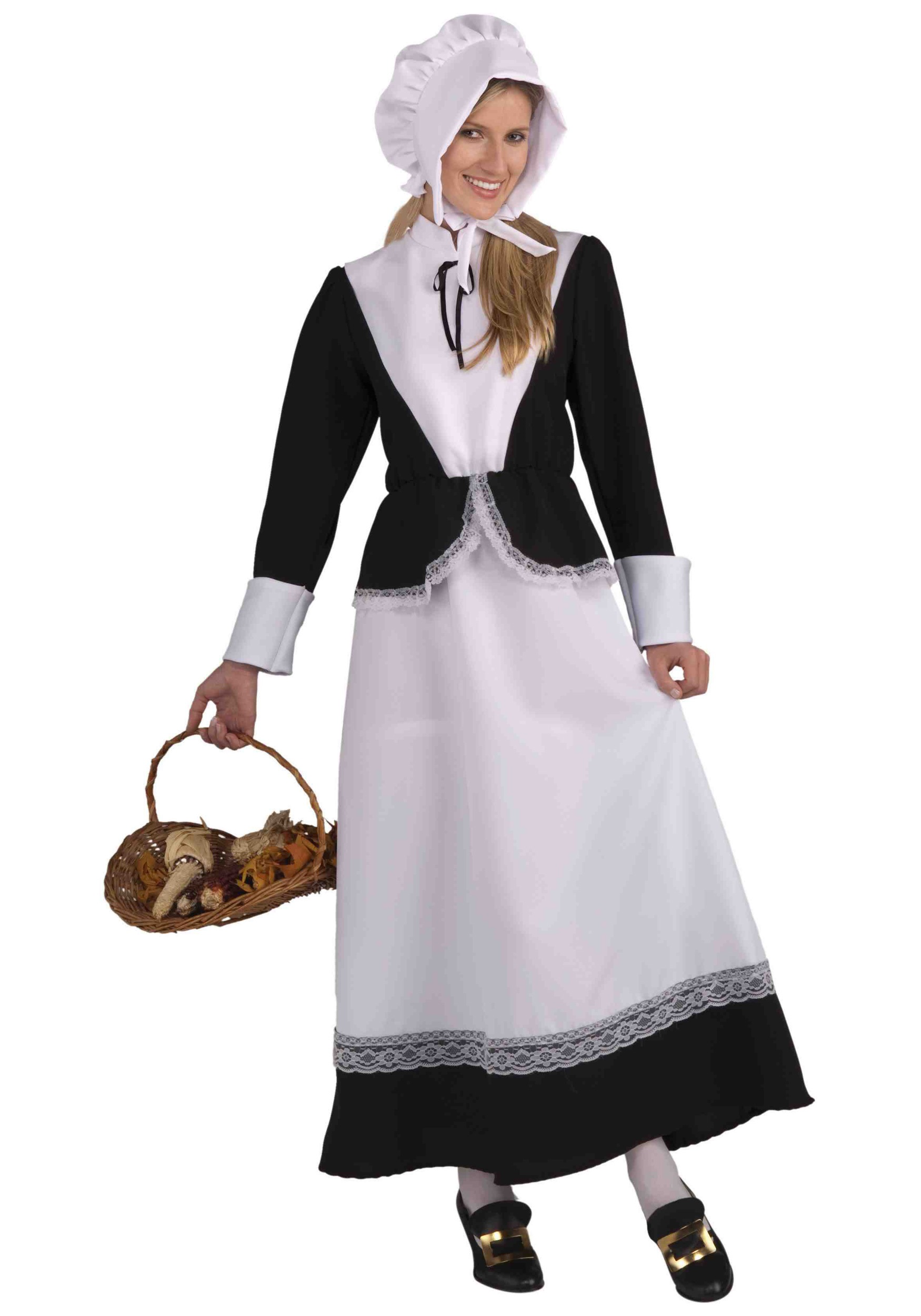 Adult Pilgrim Costume 101