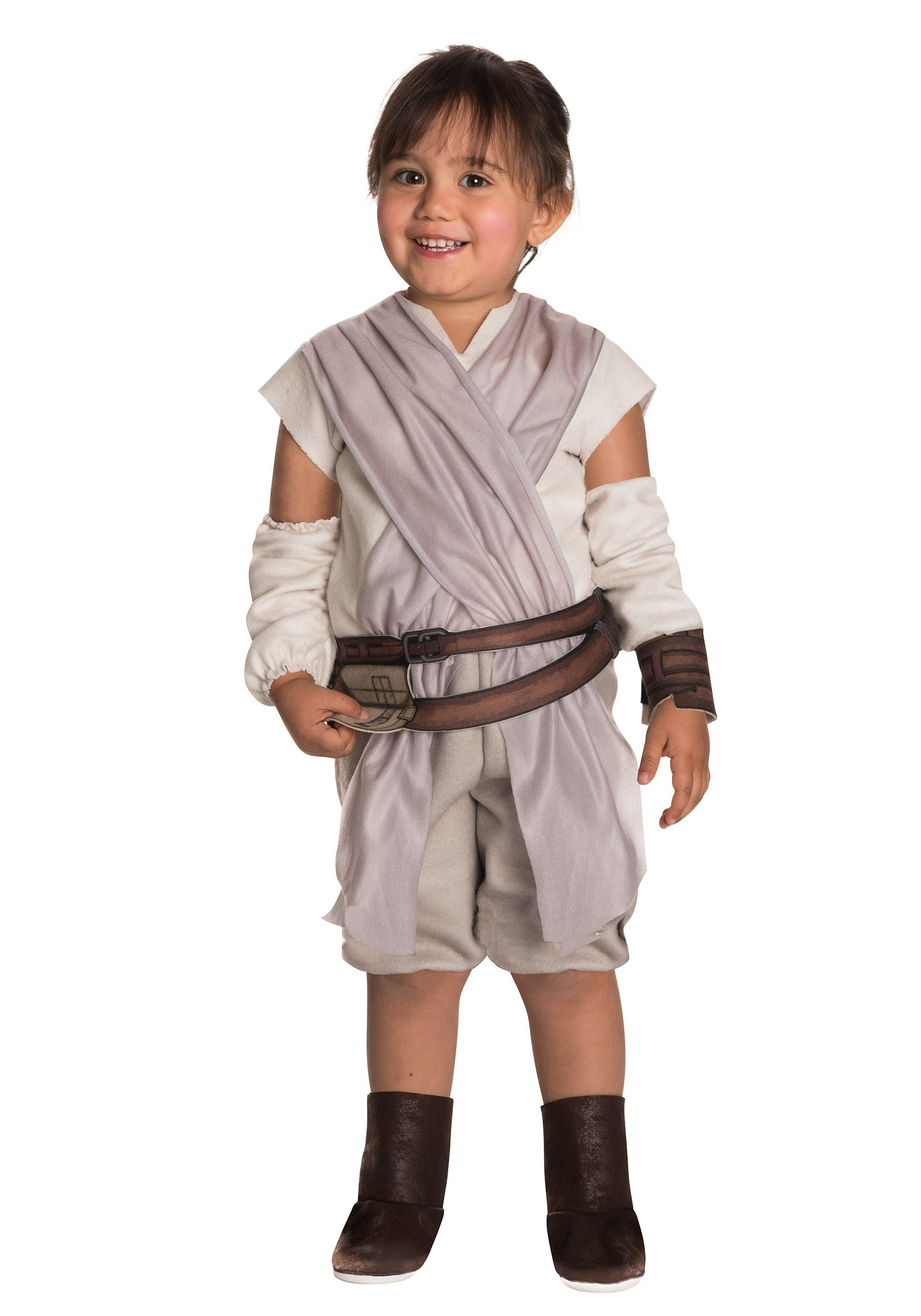Star Wars The Force Awakens Toddler Rey Costume RU510192