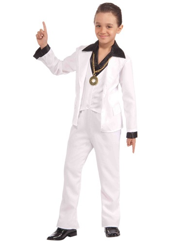 Child 70s Disco Fever Costume By: Forum Novelties, Inc for the 2015 Costume season.