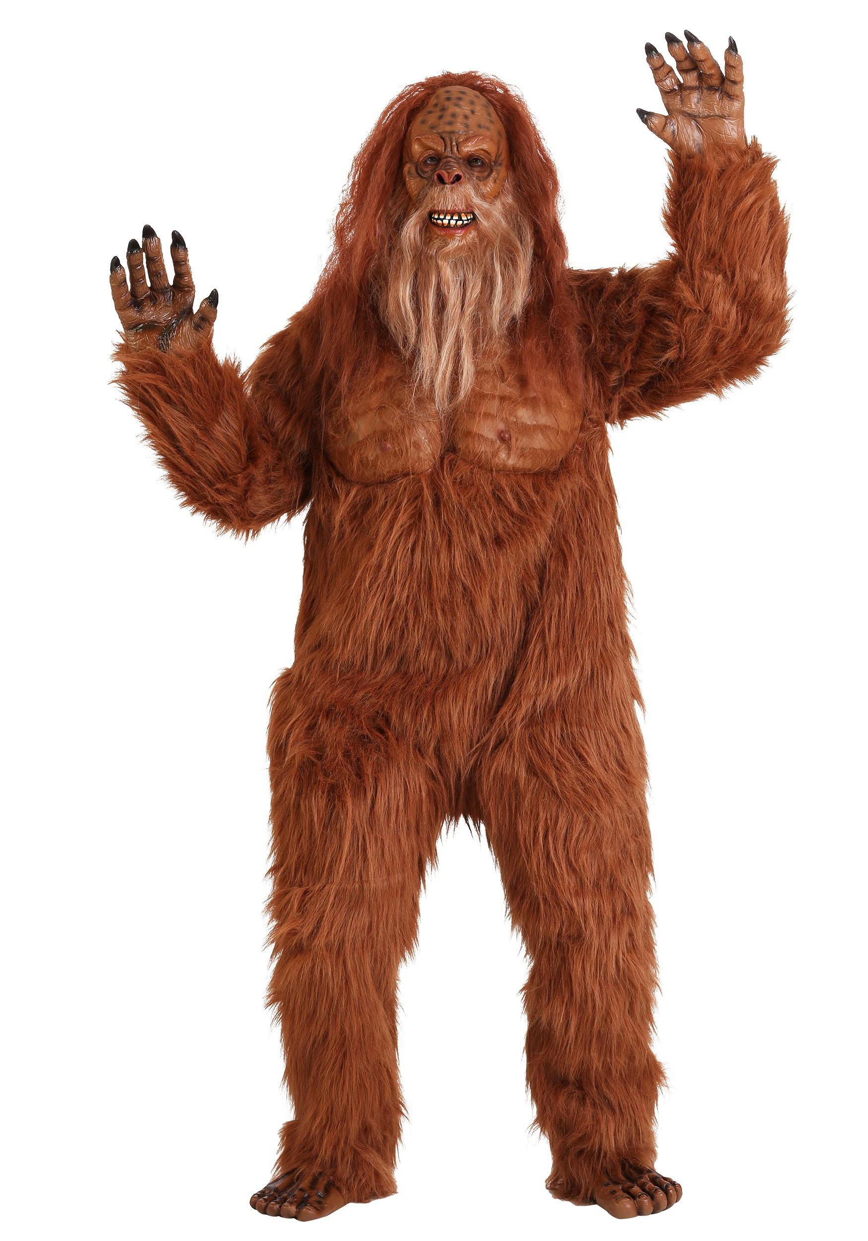 Bigfoot Halloween