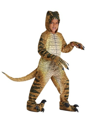 Click Here to buy Kids Velociraptor Costume from HalloweenCostumes, CDN Funds