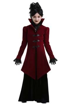 Delightfully Dreadful Vampiress Girls Costume Update