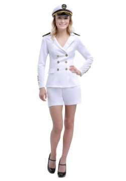 Yacht Captain Womens Costume