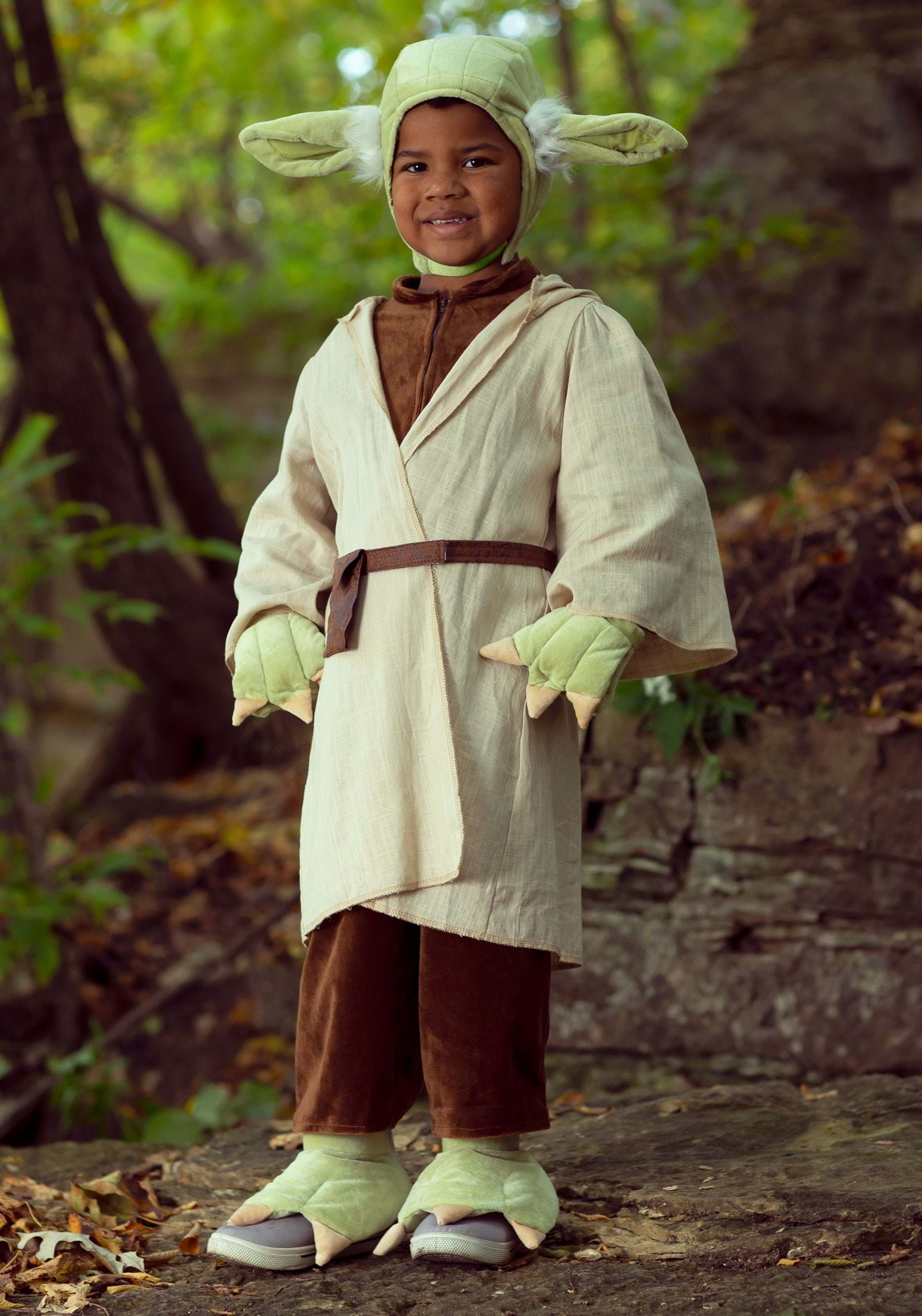 Star Wars Yoda Costume Toddlers