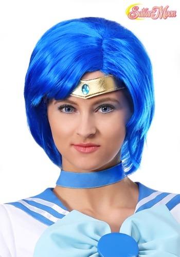 Sailor Moon Sailor Mercury Wig