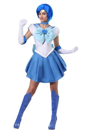 Sailor Mercury Costume for Women  sc 1 st  Halloween Costumes Canada & Sailor Moon Costume @ Costumes Canada | Halloween Costume Ideas P:1