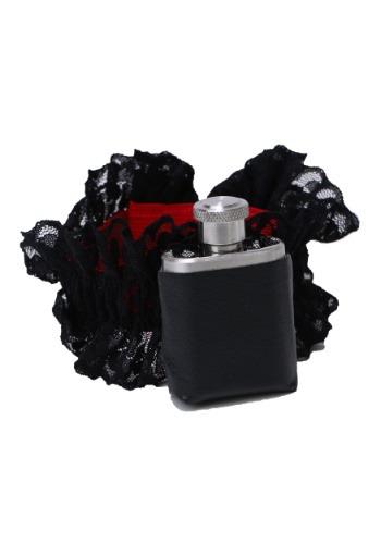 Gangster Garter Flask for Women