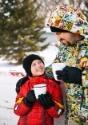 Kids Iron Man Snow Jacket alt 6