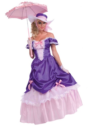 Blossom Southern Belle Costume By: Forum Novelties, Inc for the 2015 Costume season.