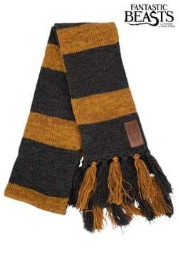 Newt Scamander Hufflepuff Knit Scarf