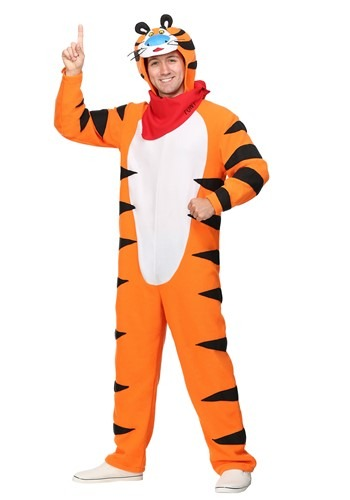 Frosted Flakes Tony the Tiger Plus Size Adult Costume