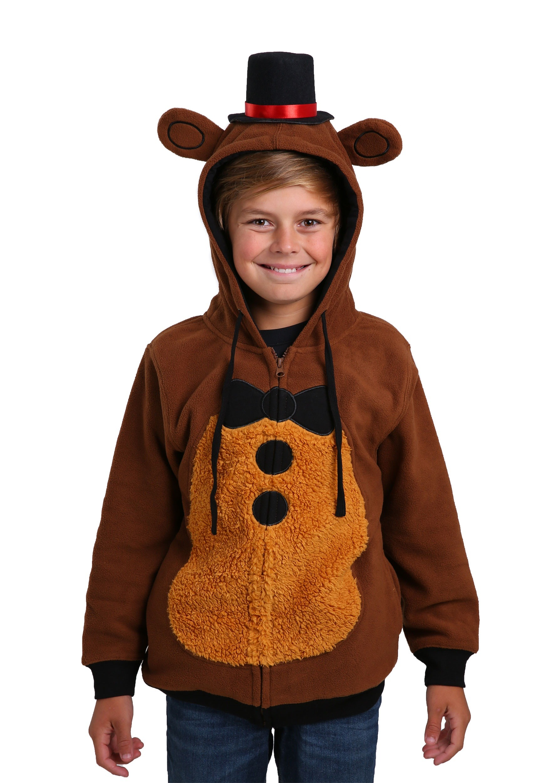 Dress up five nights at freedys - Five Nights At Freddys Kids Costume Hoodie