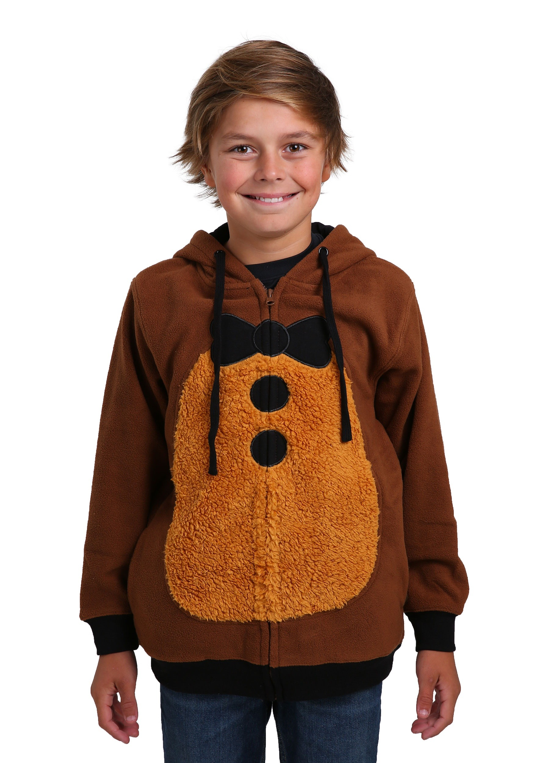 Five nights at freddys costume hoodie for boys
