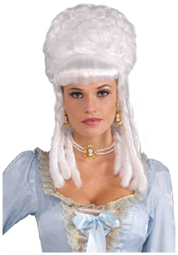 Basic Marie Antoinette Wig By: Forum Novelties, Inc for the 2015 Costume season.