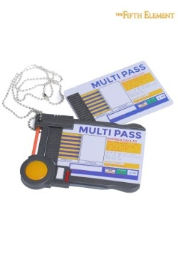 The Fifth Element Multipass Accessory