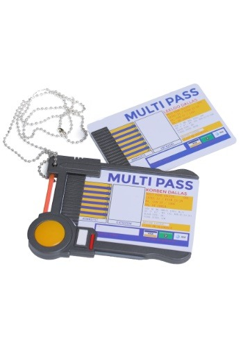 Fifth Element Multipass Accessory FUN6348