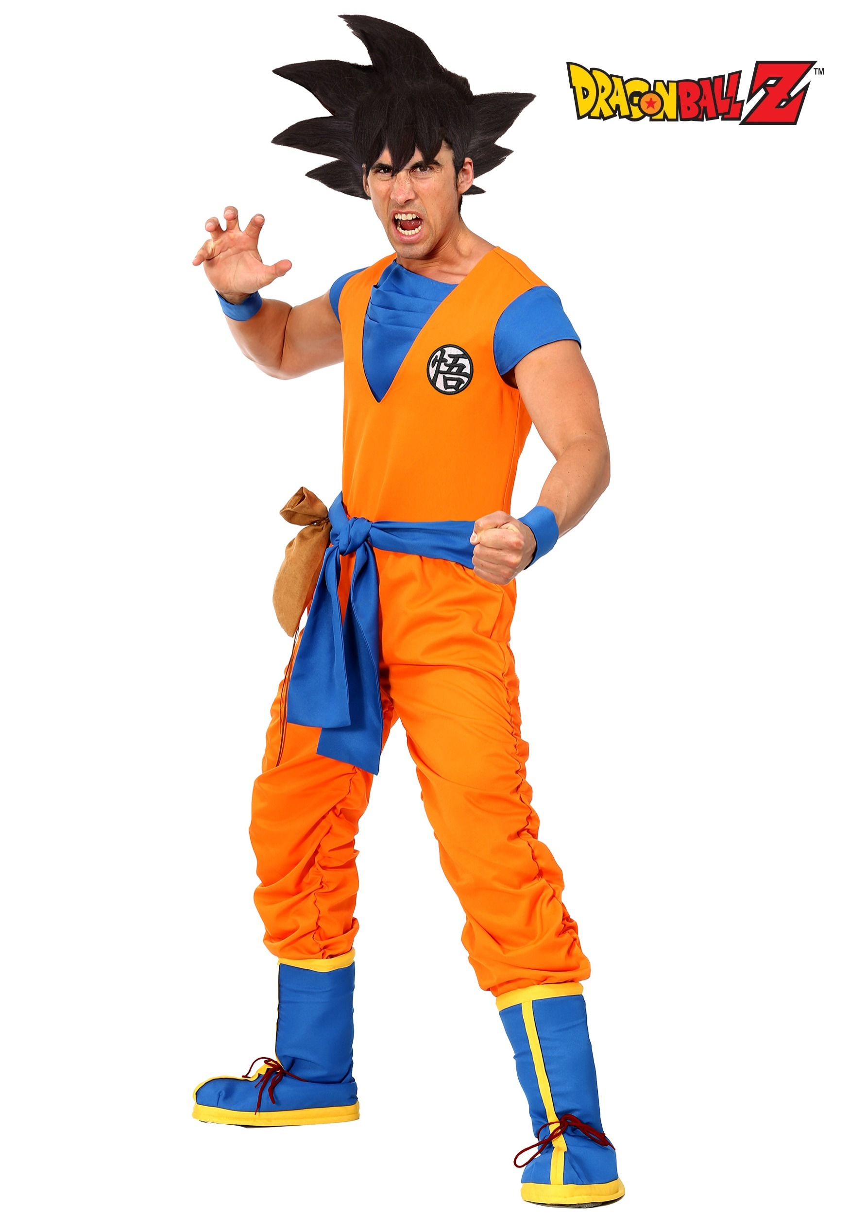 Dragon Ball Z Costumes Halloweencostumescom