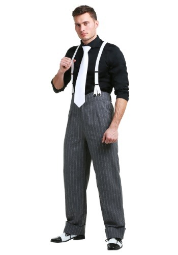 Click Here to buy Mens Mafia Underboss Costume from HalloweenCostumes, CDN Funds