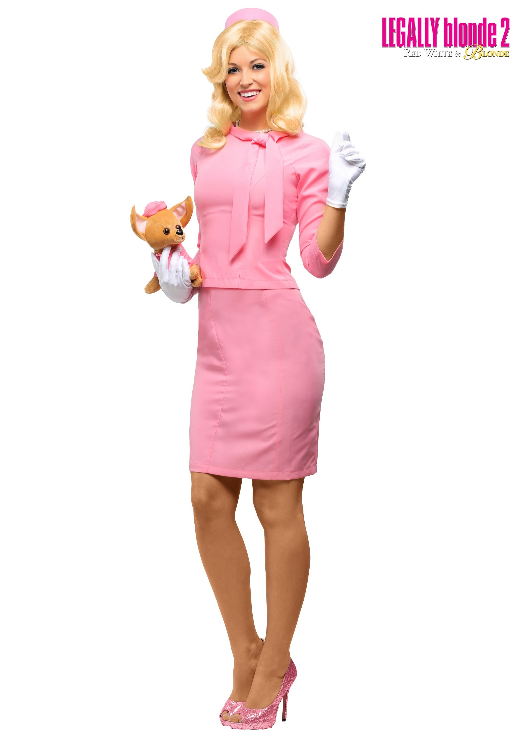 Legally Blonde Costumes 120