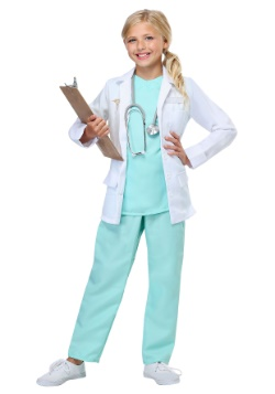 Girl's Doctor Costume