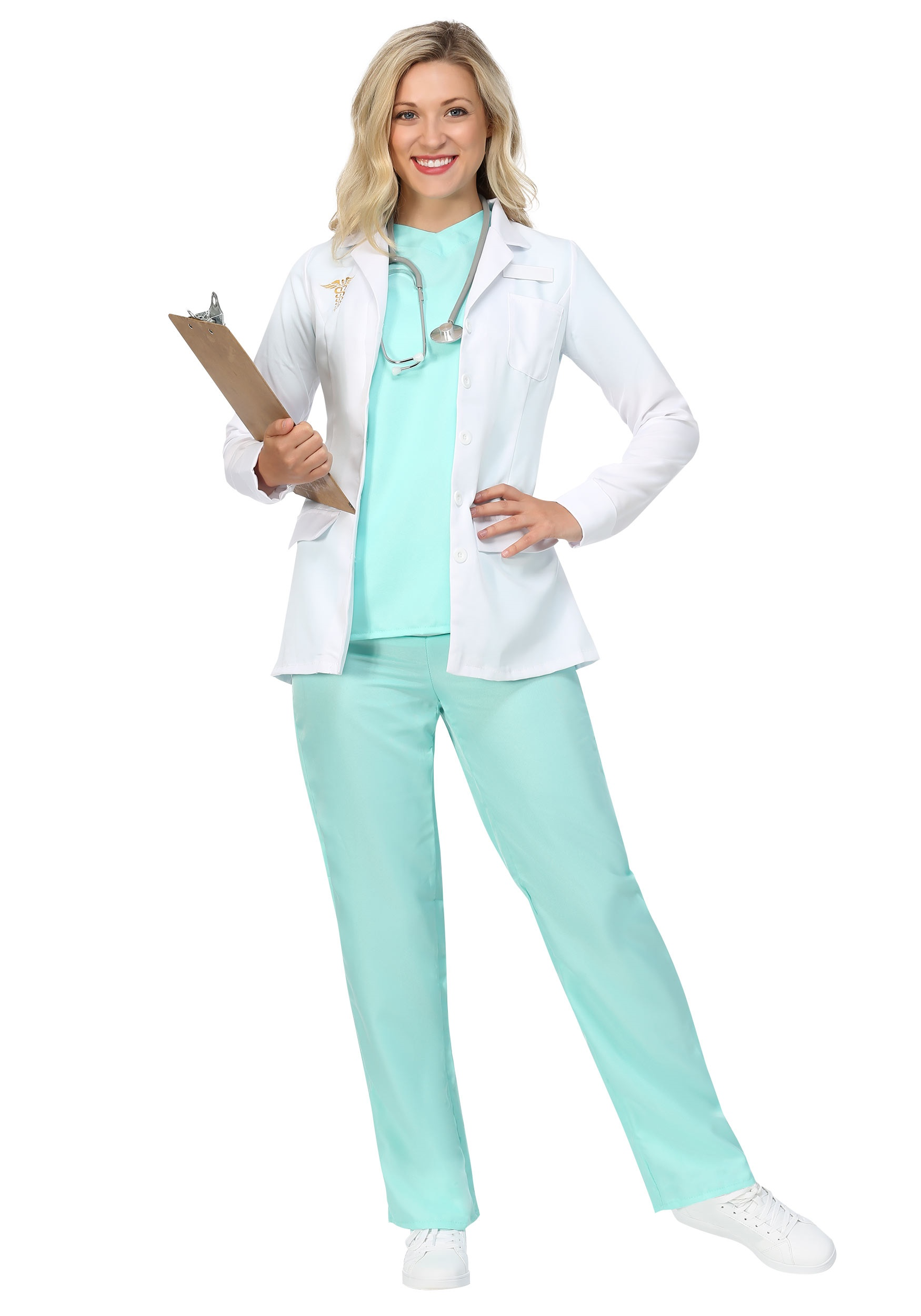 Doctor Costume for Women