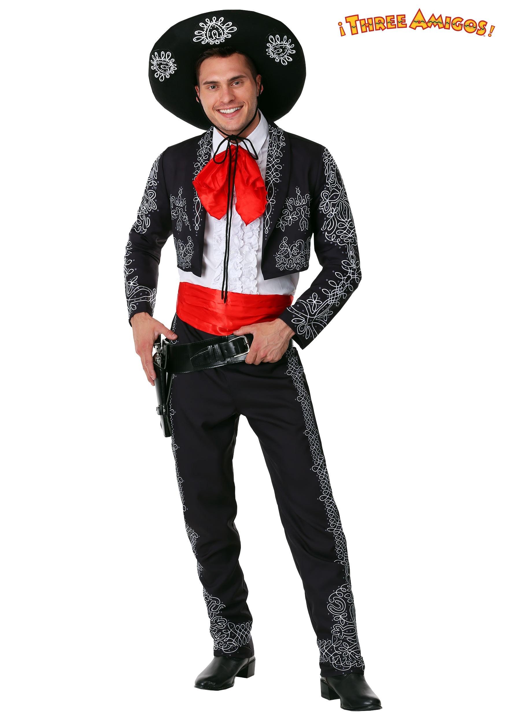 d45dc8d2 Men's Three Amigos Costume