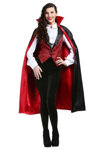 Women's Fierce Vamp Costume