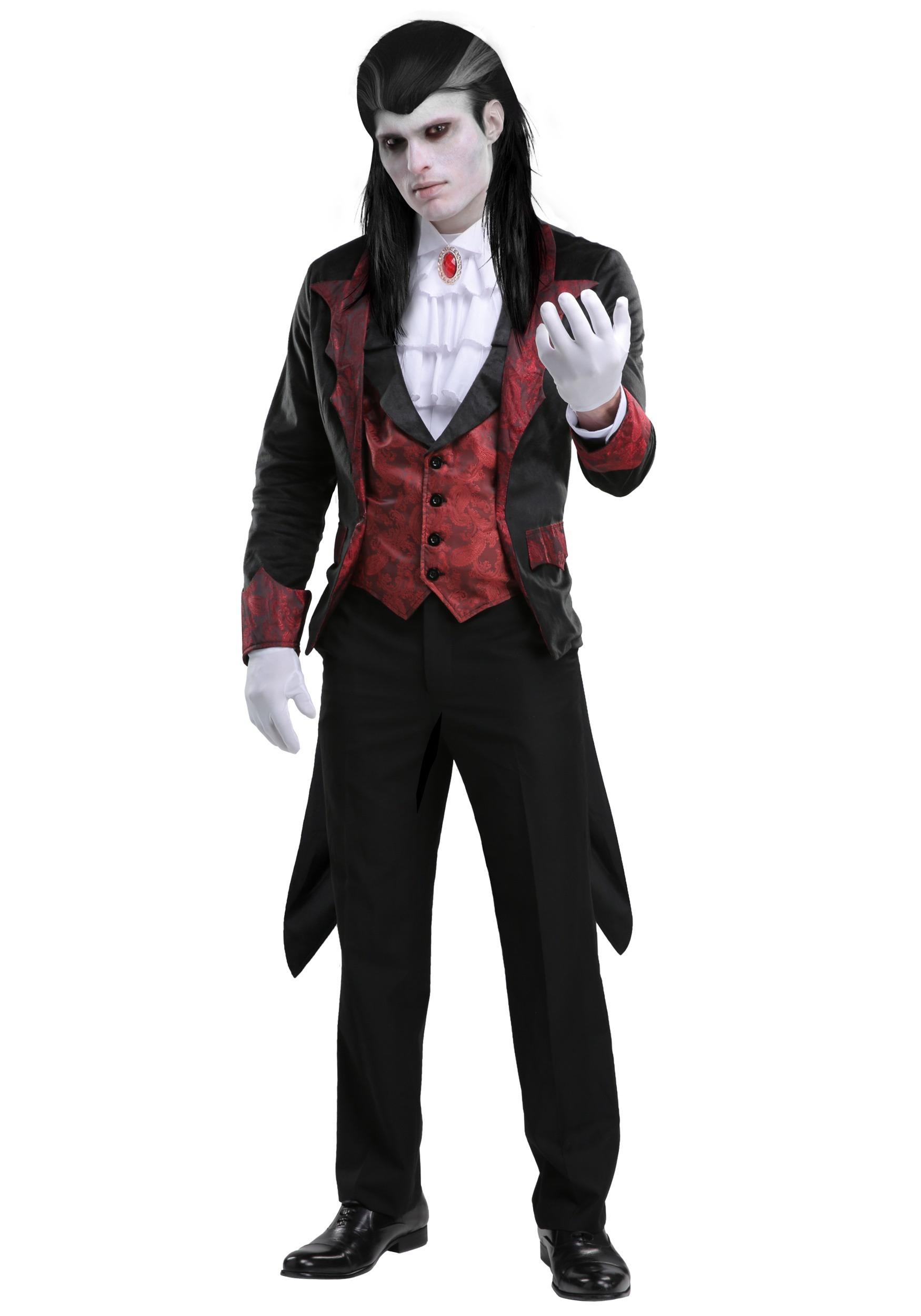 Adult Dashing Vampire Costume