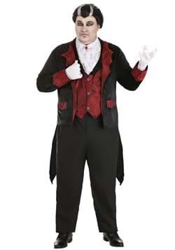 Plus Size Dashing Vampire Costume2-1