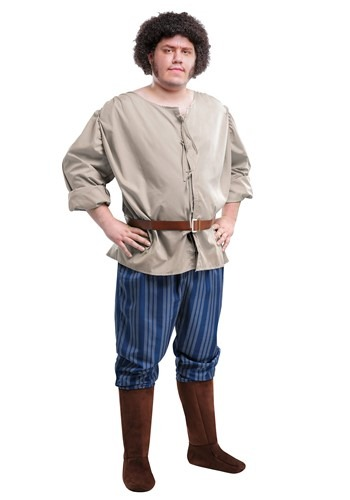 Click Here to buy Fezzik Costume from The Princess Bride from HalloweenCostumes, CDN Funds