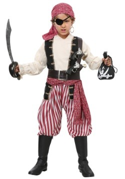 Battlin' Buccaneer Boys Costume
