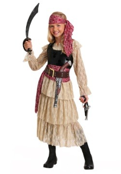 Girls Sweet Swashbuckler Costume Update1