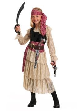 Girls Sweet Swashbuckler Costume Update1