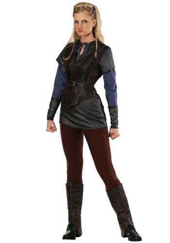 Click Here to buy Vikings Lagertha Lothbrok Womens Costume from HalloweenCostumes, CDN Funds