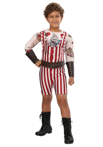 Click Here to buy Vintage Strongman Boys Costume from HalloweenCostumes, CDN Funds