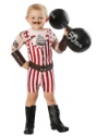 Vintage Strongman Toddler Costume